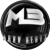 MB Black Shiny Logo